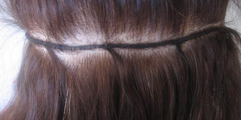 Hair Weaving Section 2 Greg Bazemore Gb Hair